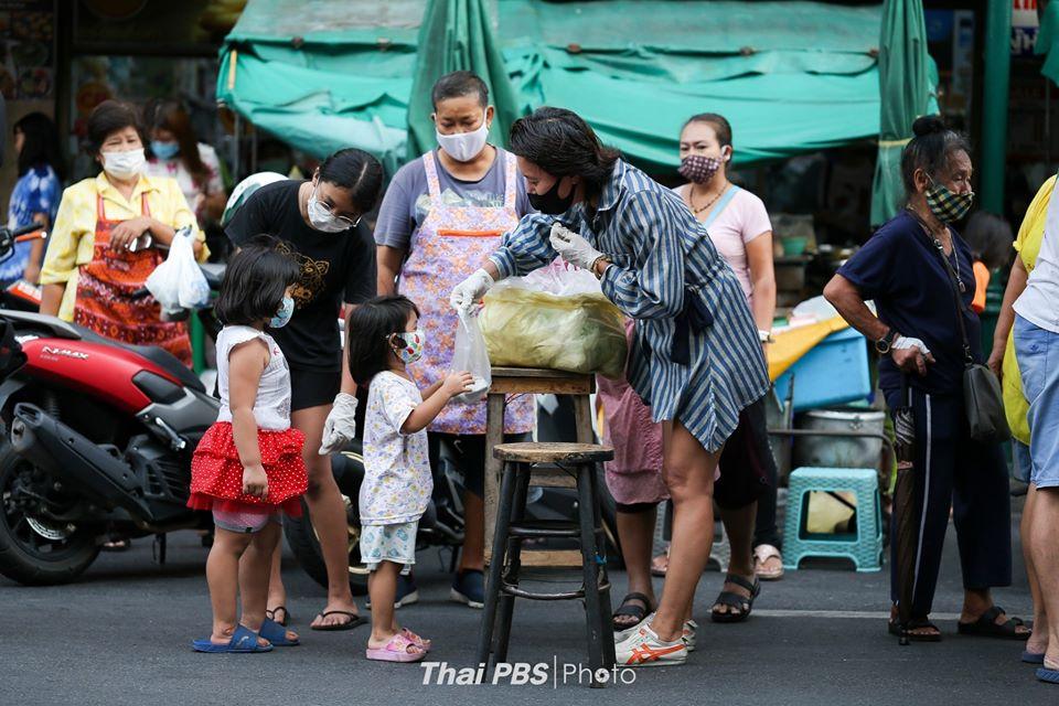น้ำใจไทยหลั่งไหล สู้ภัย COVID-19 | 30 เม.ย. 63