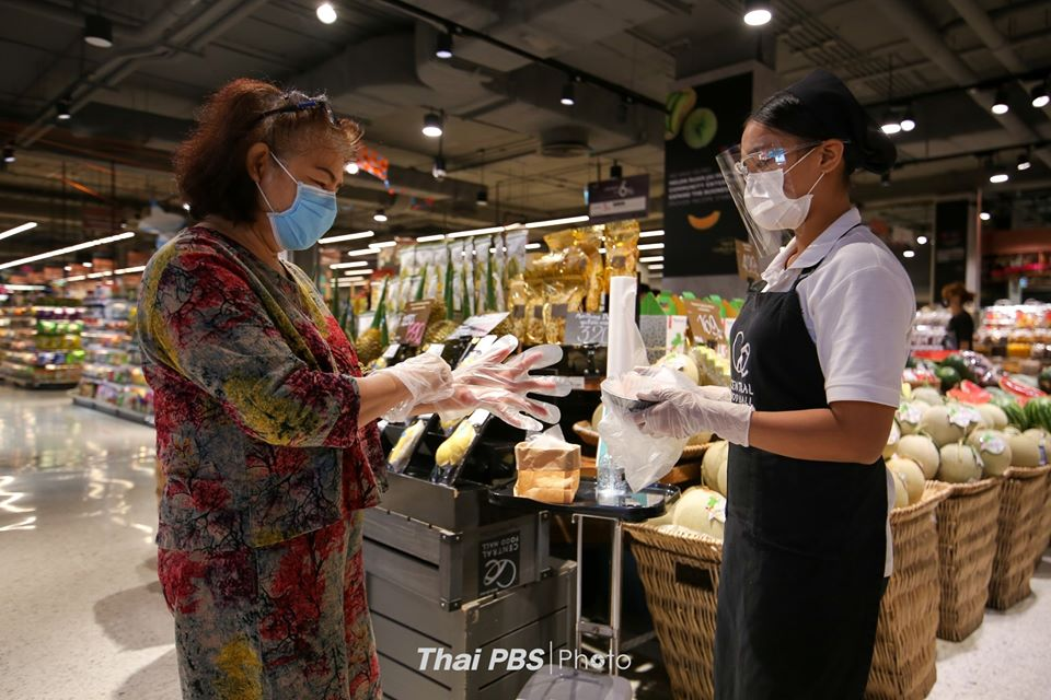 ศูนย์การค้าและห้างสรรพสินค้า เตรียมปลดล็อกระยะ 2 | 14 พ.ค. 63